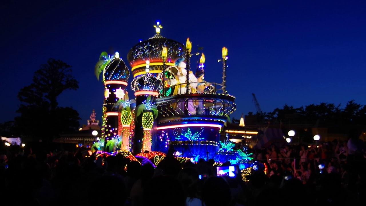 [東京|迪士尼。遊行] 東京迪士尼 35 週年夜間遊行~夢之光 電子大遊行|東京迪士尼樂園遊行路線圖|東京 ...