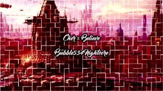 Video Cher- Believe Nightcore download MP3, 3GP, MP4, WEBM, AVI, FLV Maret 2018