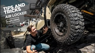 ARB LOCKERS ARE THEY WORTH IT?? || EXPLORE TIPS