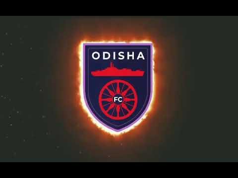 #IndianSuperLeague #ISL franchise #OdishaFC unveils its logo #DelhiDynamos