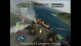 Heatseeker PlayStation 2 Trailer - Weapons