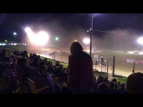 5-5-18  SHADYHILL SPEEDWAY, IN   BOMBERS  - FEATURE (part 1 of 2)