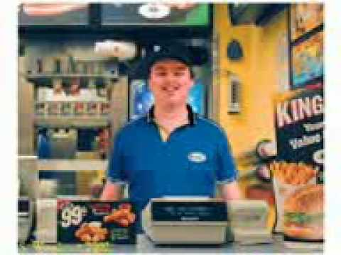 The 'RETARDED' Burger King Song