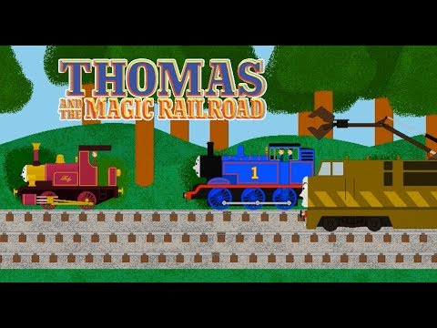 Chase   Thomas and the Magic Railroad Sprite Remake