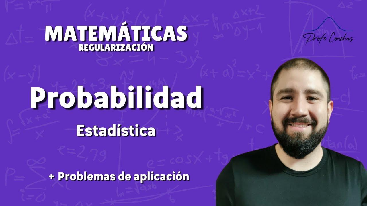 Probabilidad Simple - Estadística- Clase Completa