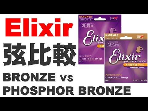 Cleartone Strings Phosphor Bronze Vs 80 20 Bronze W