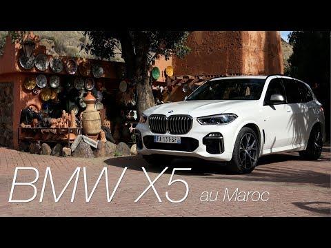 BMW X5 - Voyage de presse au Maroc