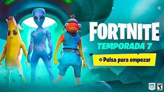FORTNITE: TEMPORADA 7 - TheGrefg