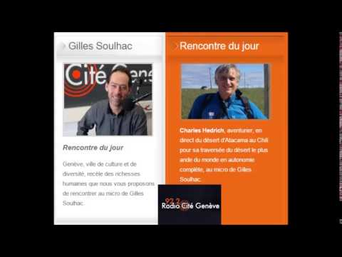 04.05.15 - Radio Cité Genève -  Rencontres
