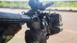 Is the Army Testing a Super Gun to Replace the M4?