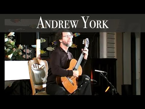 Andrew York - Bach Cello Suite in C major - Gitarrissimo, Oberhausen Germany