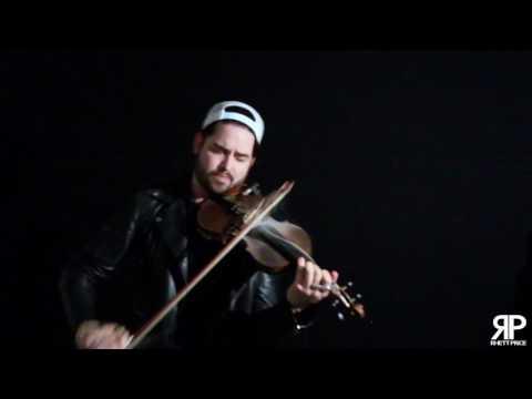 Ed Sheeran - Shape Of You (violin cover) - Rhett Price