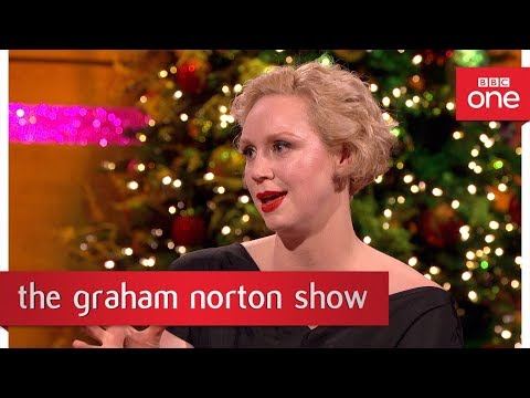 Gwendoline Christie's toilet selfie request - The Graham Norton Show: 2017 - BBC One