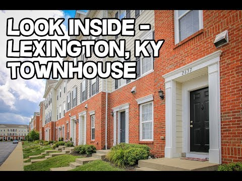 Hamburg area Lexington Kentucky townhouse for sale