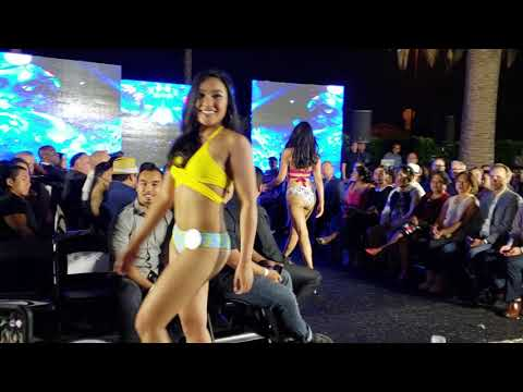 Miss Filipina International Beauty Pageant Swimsuit Competition
