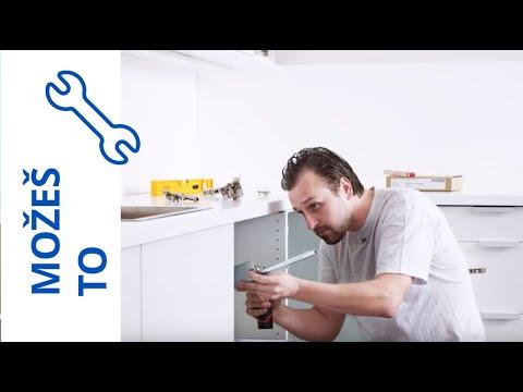 Kako Montirati IKEA Kuhinju
