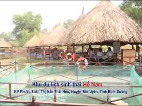 Khu Du Lịch Sinh Thái Hồ Nam,  Du lịch tại Bình Dương, Khu cắm trại Bình Dương