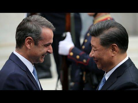 Xi Jinping à Athènes : pourquoi la Chine continue à cajoler la Grèce