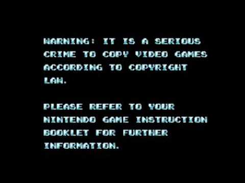 Console Error Screens & Anti Piracy