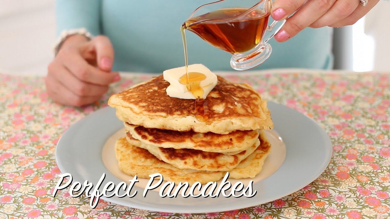 Make perfect pancakes baking gems by gemma stafford youtube ccuart Gallery