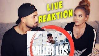 Mero - Baller Los (live Reaktion) Lisha&Lou