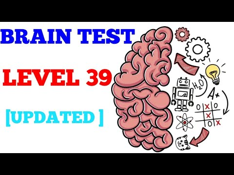 Brain Test Tricky Puzzles Level 39 Updated Solution Or