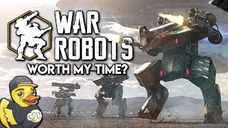 "Is ""War Robots"" Worth My Time???"