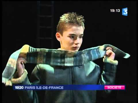troupe androm de jeu du foulard la pr vention par le th tre france 3 19 20 youtube. Black Bedroom Furniture Sets. Home Design Ideas