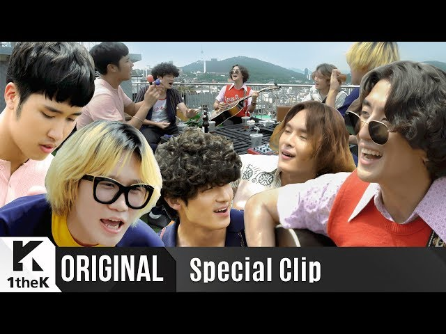 Special Clip(스페셜클립): JANNABI(잔나비) _ Good Boy Twist