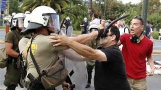 Καλημέρα Ελλάδα - Goin' Through [Σύνταγμα 29/6/2011]