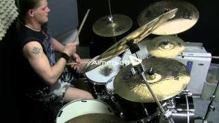 Aeon - Caressed By The Holy Man (drum cover)