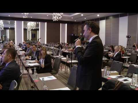 Day 2 Panel 1 - Smart manufacturing for the future Highlights video