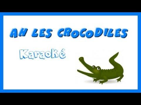 AH LES CROCODILES (karaoké)