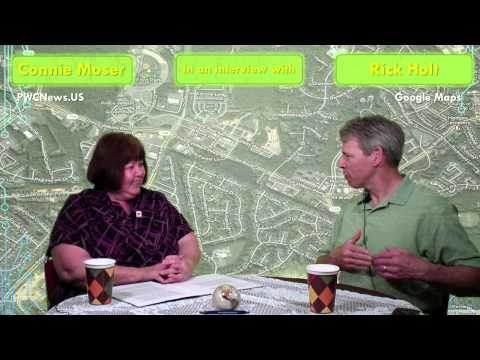 Rick Holt - an interview with Connie Moser, Nights at the Round Table