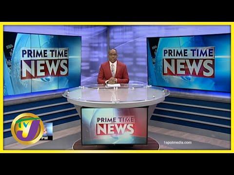 Jamaican News Headlines | TVJ News - August 22 2021