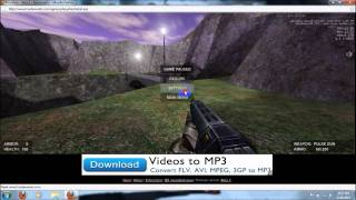 PHOSPHOR FPS GAME
