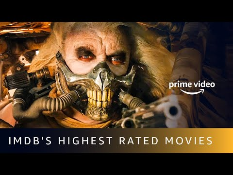 6 Best IMDB Rated Movies On Amazon Prime Video