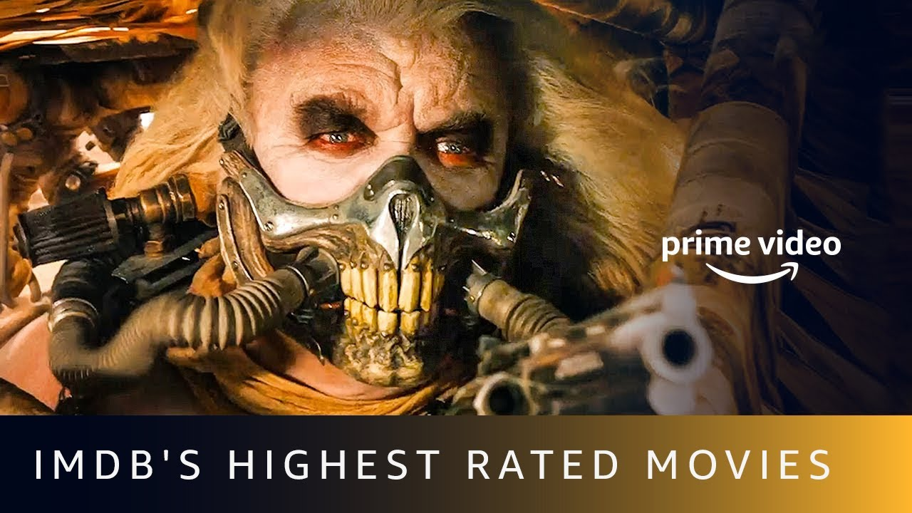 Download 6 Best IMDB Rated Movies On Amazon Prime Video