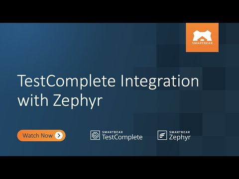 TestComplete Integration With Zephyr for Jira