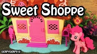 My Little Pony POP Sugarcube Corner/Sweet Shoppe -- Pinkie Pie - Toy Review/Parody/Spoof