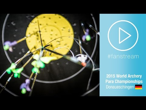 #FanStream: Live Team Finals | Dublin 2016 World Archery Field Championships