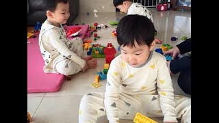 Super Cute - Triplet Song Il Gook : Daehan, Mingguk and Manse Part 4