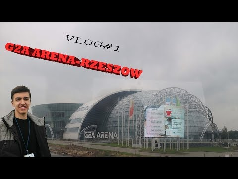 VLOG#1 G2ARENA-RZESZOW-ЧЕЧНЯ