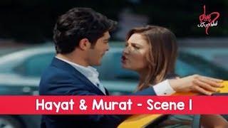 Pyaar Lafzon Mein Kahan Best Scenes 1 | Hayat & Murat