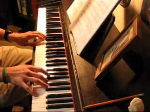 Jurassic Park Theme on Piano