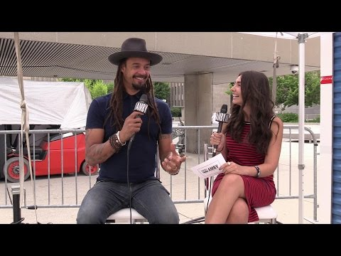 Interview with Michael Franti
