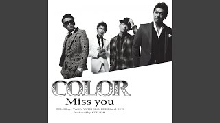 COLOR - Miss you