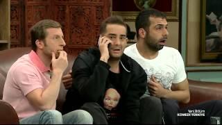 Komedi Türkiye - Nezaket Erden'den Bir Ayrılık Skeci (1.Sezon 12.Bölüm)