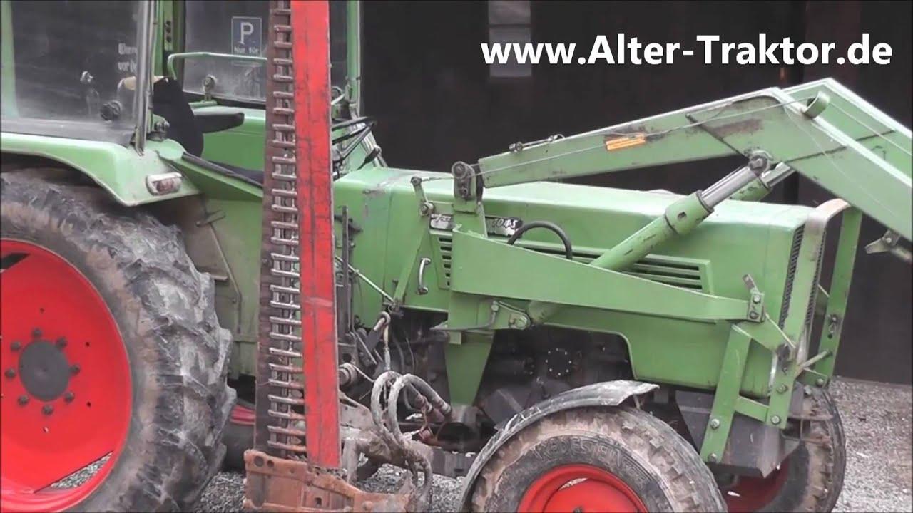 Fendt famer 104s traktor youtube