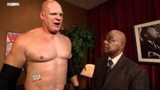 SmackDown: Kane is feeling less like a monster